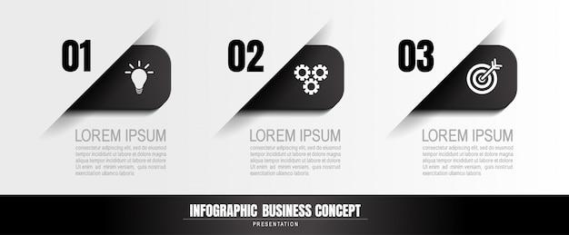 Ilustración infografía