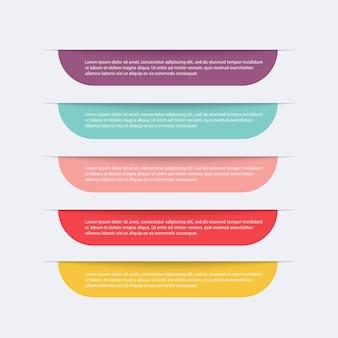 Ilustración de infografías