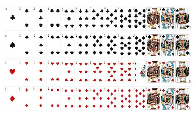 Ilustración de juegos de azar en línea