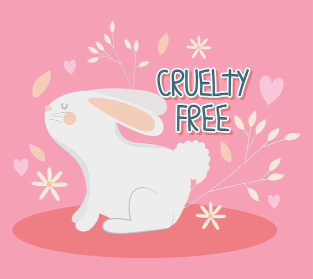 Ilustración libre de crueldad