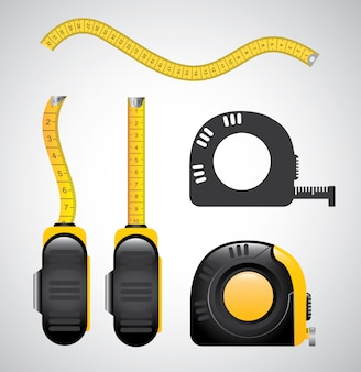 Ilustración de medición