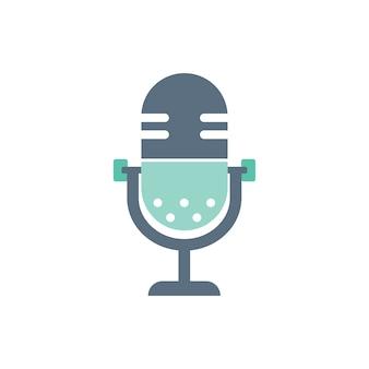 Ilustración del micrófono