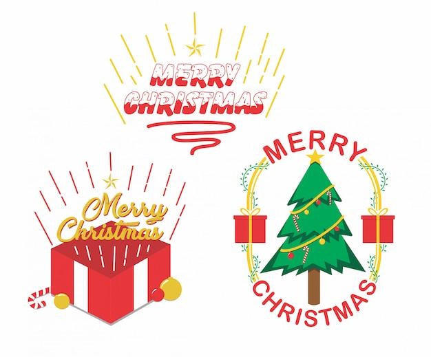 Ilustración de navidad