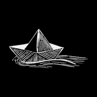 Ilustración del objeto de verano y playa