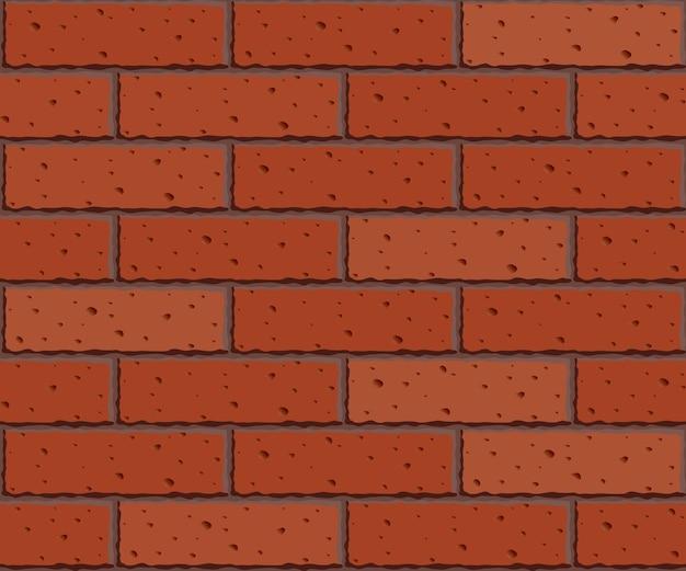 Ilustración de pared de ladrillo