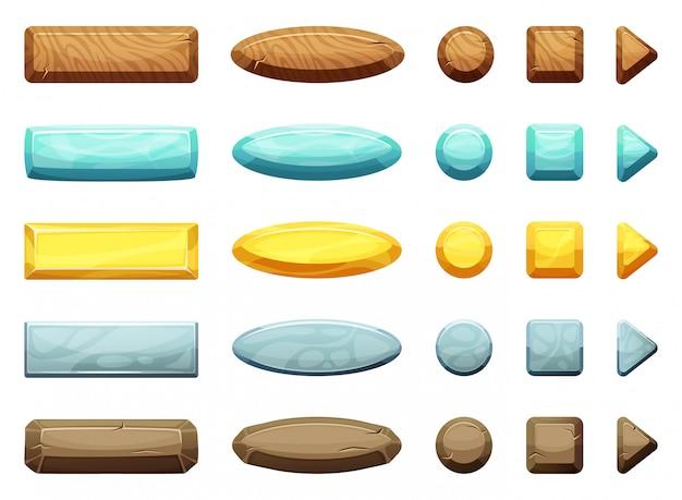 Ilustración para proyectos de diseño de juegos.