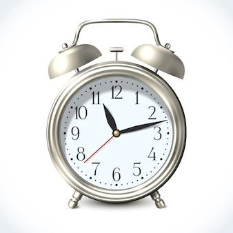Ilustración de reloj despertador