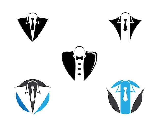 Ilustración de símbolo de tuxedo