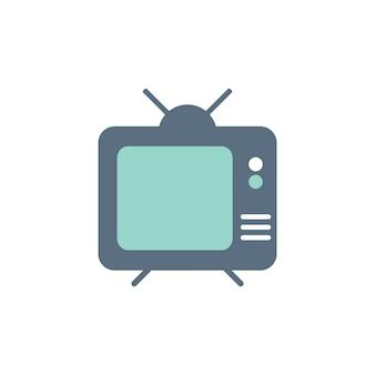 Ilustración de televisión