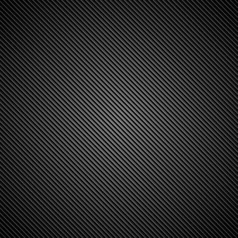 Ilustración de textura de carbono