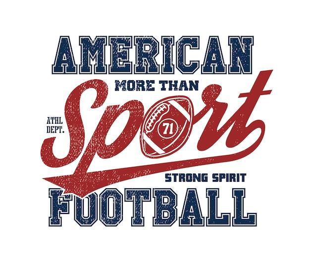 Ilustración de vector estilizado de casco de fútbol americano