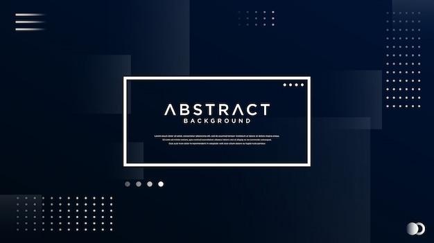 Ilustración de vector de fondo abstracto oscuro