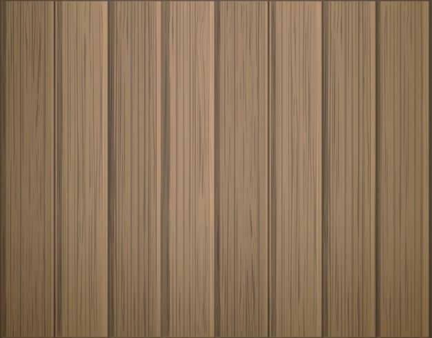 Ilustración de vector de fondo con textura de tablón de madera