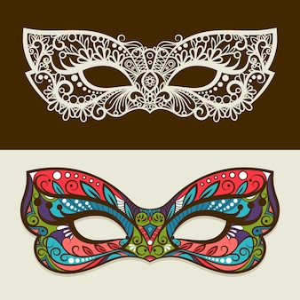 Ilustración de vector de ropa interior femenina o ropa femenina correctiva