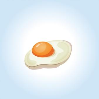 Ilustración de vector de tortilla