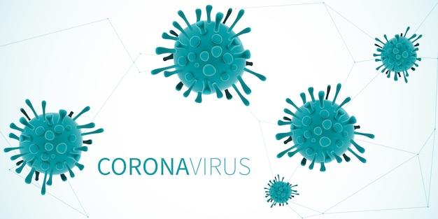 Ilustración de virus