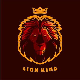 Ilustraciones vectoriales de rey león