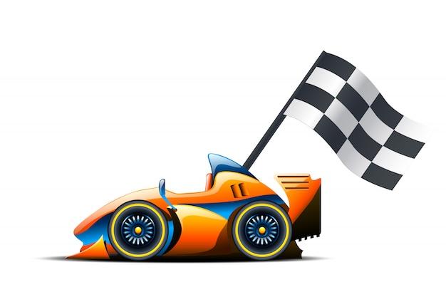 Imagen de la copa del coche
