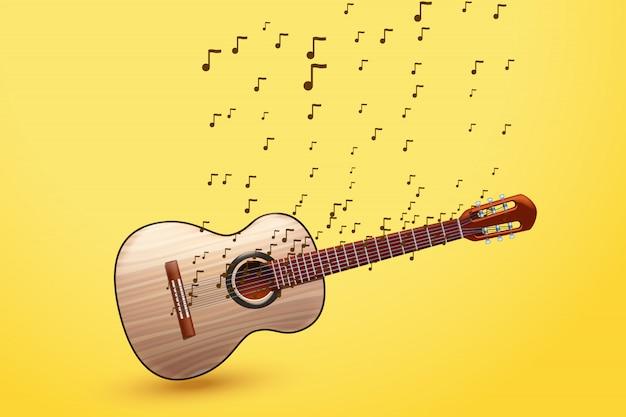Imagen de la guitarra