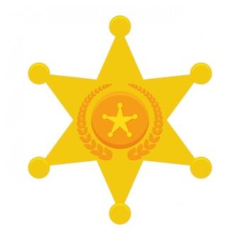 Imagen del icono de la policía