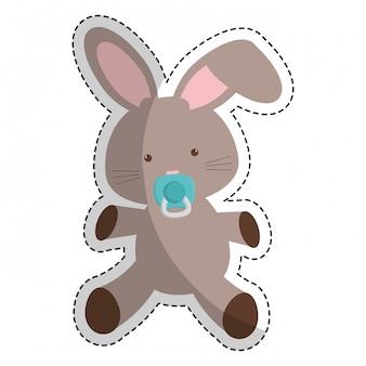 Imagen de icono relacionada con baby shower