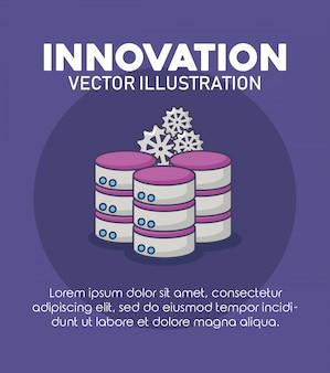 Imagen de tecnología de innovación