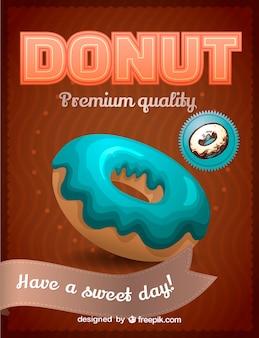 Imagen vectorial donut