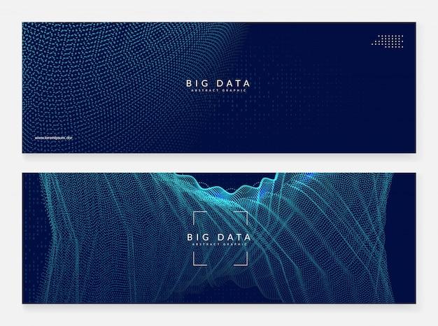 Imágenes tecnológicas abstractas. tecnología digital