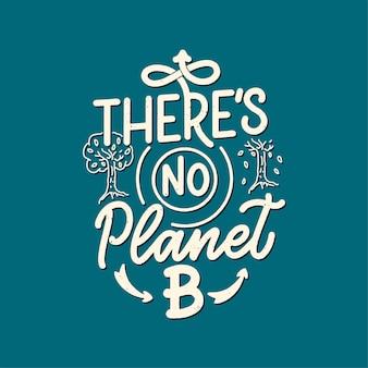 Impresión de bolsa ecológica para tela. publicidad minorista. cita de letras para el concepto de medio ambiente.