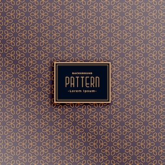 Impresionante diseño de patrón de textura de tela