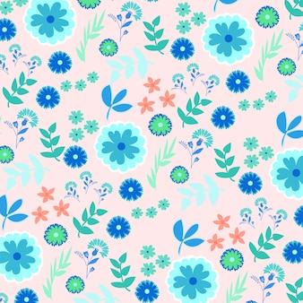 Imprimir fondo de flores