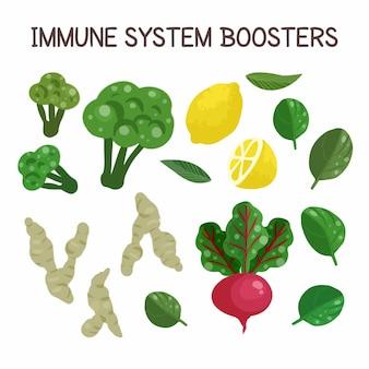 Impulsores del sistema inmunitario