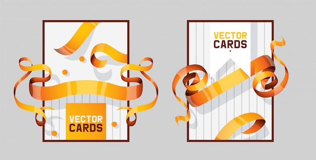 Inauguración de la tienda, tienda de publicidad conjunto de tarjetas, carteles.