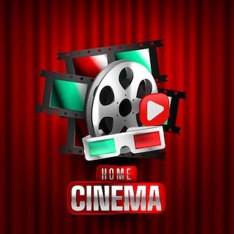 Industria del entretenimiento y las películas en línea