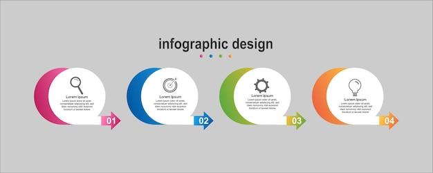 Info diseño gráfico negocio
