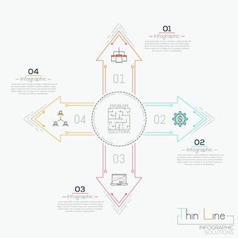 Infografía creativa