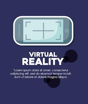 Infografía de diseño de realidad virtual