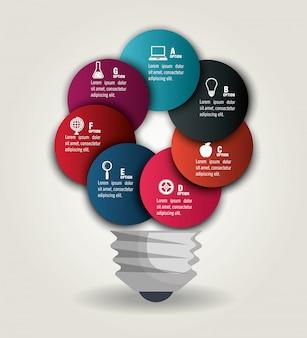 Infografía de educación