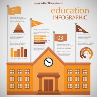 Infografía escolar