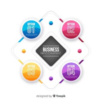 Infografía para negocios