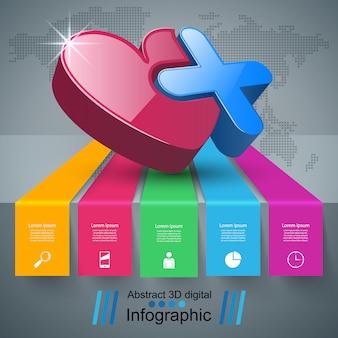 Infografía de salud