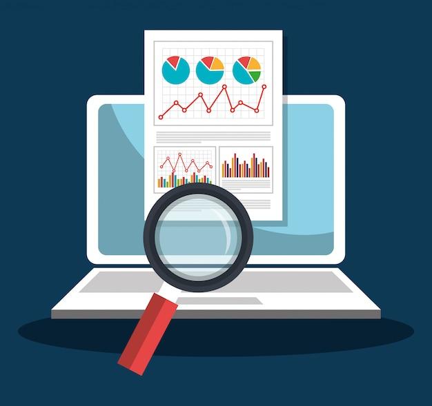 Información de búsqueda analítica