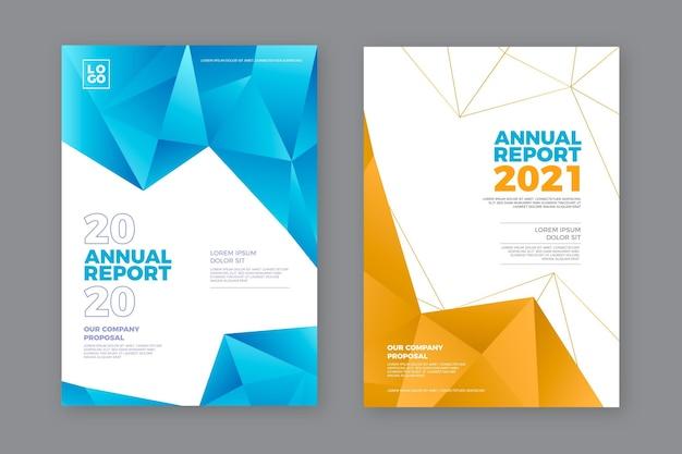Informe anual abstracto
