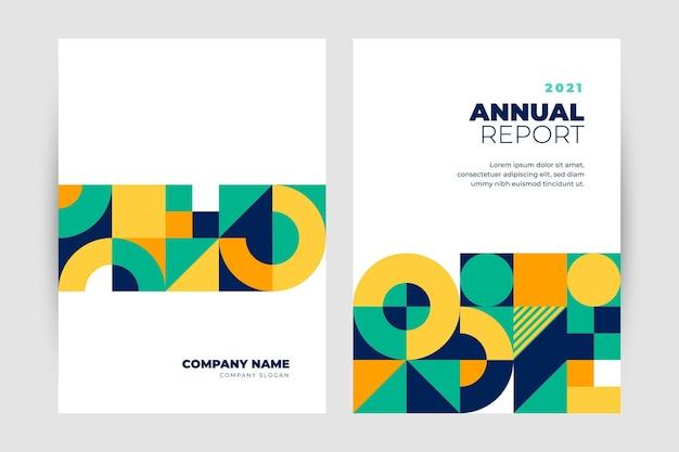 Informe anual geométrico