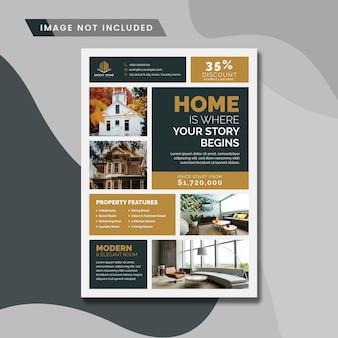 Inicio venta folleto inmobiliario