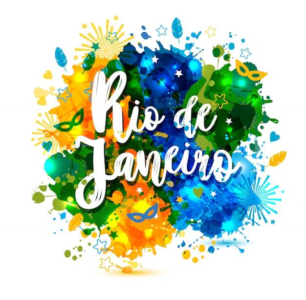 Inscripción rio de janeiro brasil vacaciones