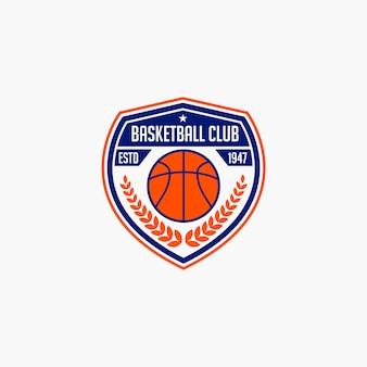 Insignia del club de baloncesto