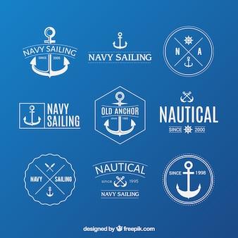 Insignias náuticas