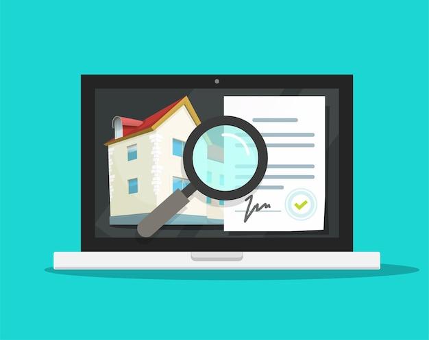 Inspección de revisión de arquitectura inmobiliaria, evaluación de construcción