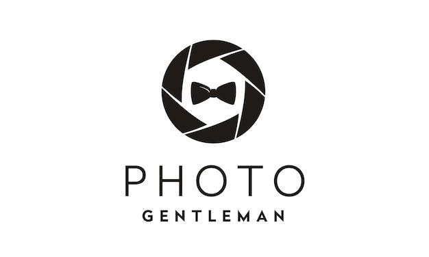 Inspiración de diseño de logotipo de moda fotógrafo